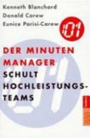 Der Minuten Manager schult Hochleistungs Teams PDF