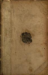 Manes ab iniquis obtrectationibus vindicati accedit scriptorem ejus tum editorum, tum ineditorum conspectus triplex: Volume 1