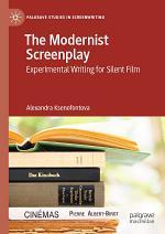 The Modernist Screenplay