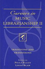Careers in Music Librarianship II