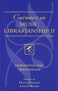 Careers in Music Librarianship II PDF