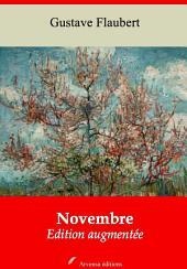 Novembre: Nouvelle édition augmentée