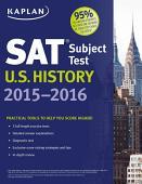 Kaplan Sat Subject Test U S History 2015 2016