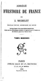 Abrégé d'histoire de France: Volume2