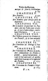 Traité d'horlogerie pour les montres et les pendules: contenant le calcul des nombres propres à toutes sortes de mouvement : ... L'histoire ancienne & moderne de l'horlogerie. ...