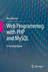 Web Programming with PHP and MySQL PDF