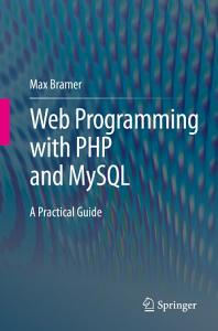 Web Programming with PHP and MySQL PDF