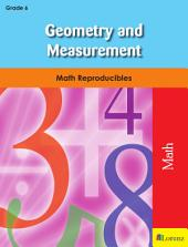 Geometry and Measurement: Math Reproducibles