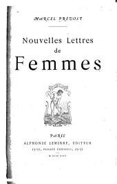 Nouvelles lettres de femmes