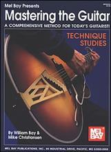 Mastering the Guitar   Technique Studies PDF