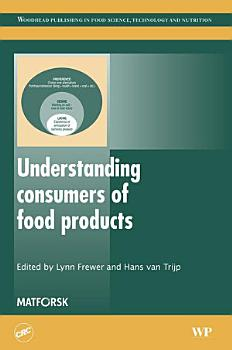 Understanding Consumers of Food Products PDF