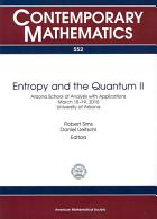 Entropy and the Quantum II PDF