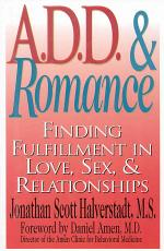 Attention Deficit Disorder and Romance