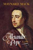 Alexander Pope PDF