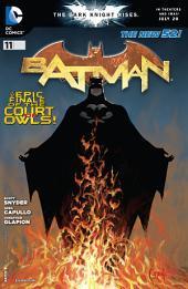 Batman (2011-) #11