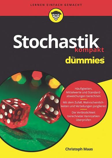 Stochastik kompakt f  r Dummies PDF