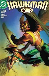 Hawkman (2002-) #13