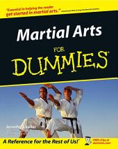 Martial Arts For Dummies