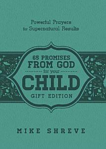 65 Promises from God for Your Child Book