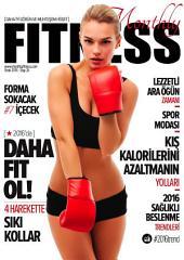 Monthly Fitness Dergisi - Ocak 2016: Aylık ücretsiz sağlık, bakım, beslenme ve fitness dergisi