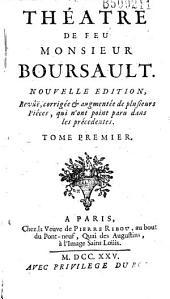 Théatre de feu Monsieur Boursault...: Volume3