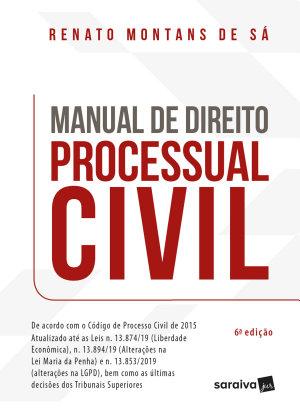 Manual De Direito Processual Civil   6   Edi    o 2021 PDF