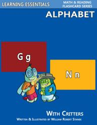 Alphabet Flash Cards Abc Letters And Critters Book PDF