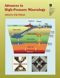 Advances In High Pressure Mineralogy Book PDF