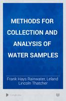 Methods for Collection and Analysis of Water Samples PDF