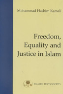 Freedom  Equality and Justice in Islam PDF