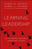 Learning Leadership PDF