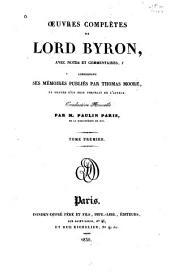 Œuvres complètes: avec notes et commentaires, Volume1