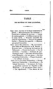 Mémoires et souvenirs d'un pair de france--: Volume 4
