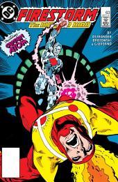 The Fury of Firestorm (1982-) #63