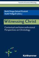 Witnessing Christ PDF