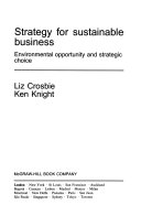 Strategy for Sustainable Business PDF