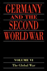 Germany And The Second World War Book PDF