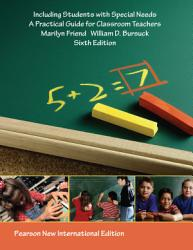 Including Students With Special Needs Pearson New International Edition Book PDF