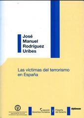 Las víctimas del terrorismo en España