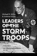 Leaders of the Storm Troops Volume 2