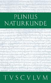Geographie: Asien: Naturkunde / Naturalis Historia in 37 Bänden