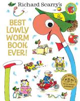 Best Lowly Worm Book Ever   Richard Scarry  PDF