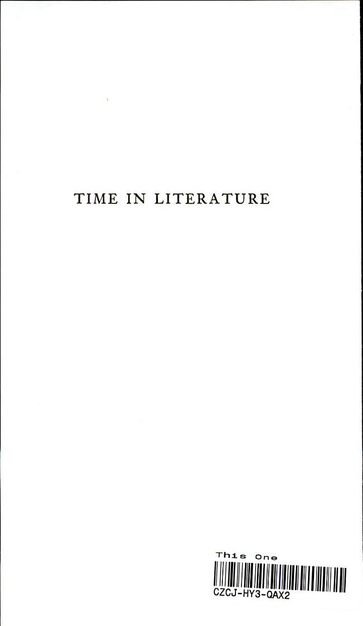 Time in Literature