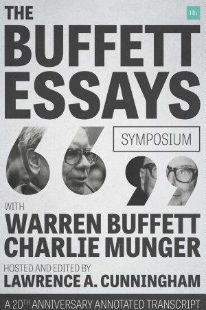 The Buffett Essays Symposium