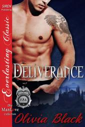 Deliverance [Federal Paranormal Agency 5]