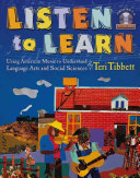 Listen to Learn Book