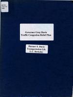 Traffic Congestion Relief Plan PDF