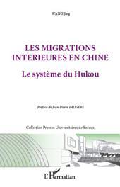 Les migrations intérieures en Chine: Le système du Hukou