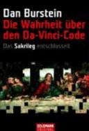 Die Wahrheit   ber den Da Vinci Code PDF