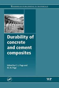 Durability of Concrete and Cement Composites